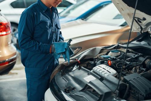 How to Service Jaguar Car?